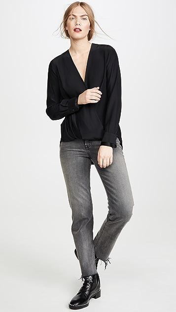 Rag & Bone Victor 女式衬衫