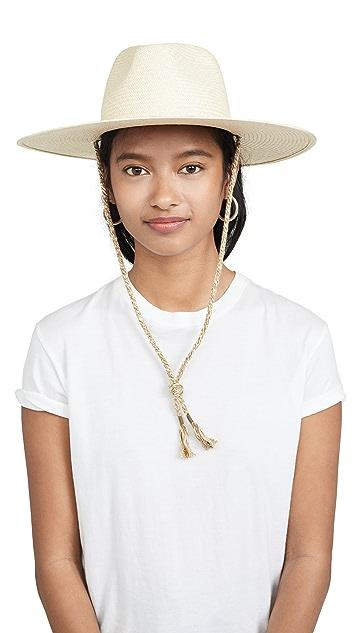 Rag & Bone 宽帽沿巴拿马草帽