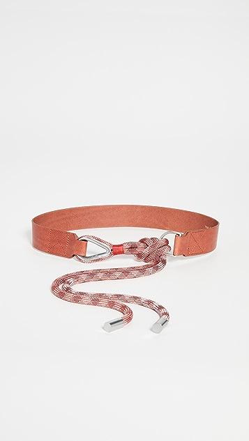 Rag & Bone 锚形标志腰带