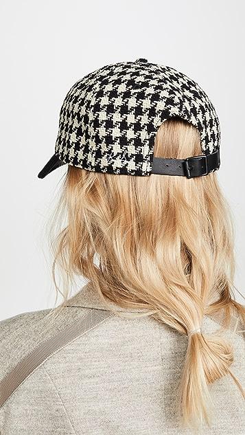 Rag & Bone Marilyn 棒球帽