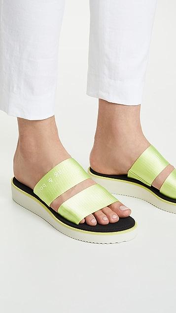 Rag & Bone Mila 凉拖鞋