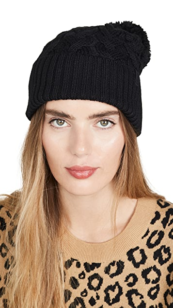 Rag & Bone Aran 帽子