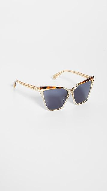 Rag & Bone 醋酸纤维塑料猫眼太阳镜