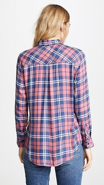 RAILS Hunter 系扣衬衣