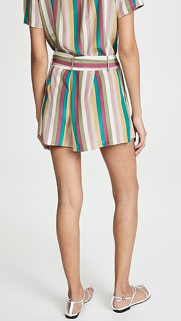 RAILS Gigi 真丝短裤