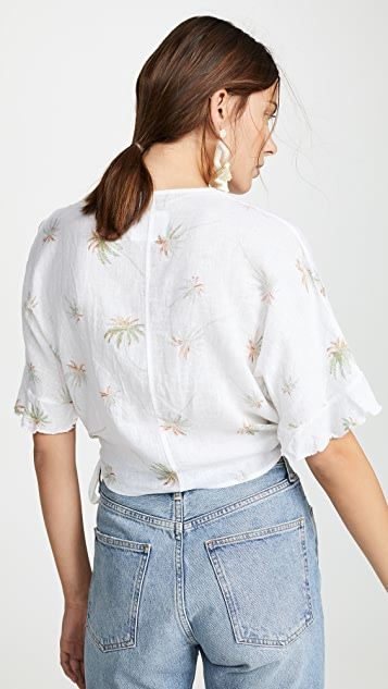 RAILS Athena 女式衬衫