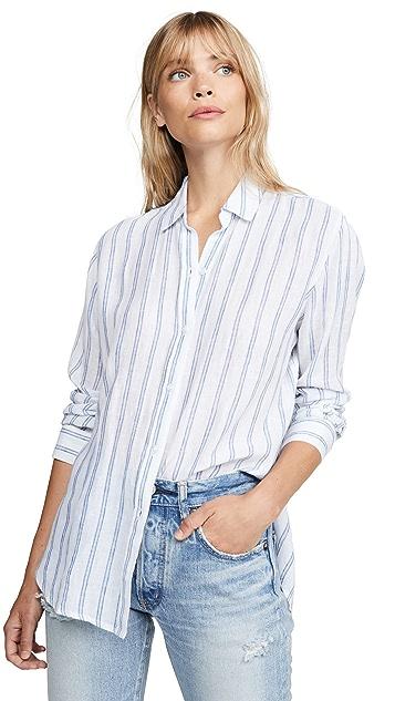 RAILS Sydney 系扣衬衫
