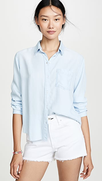 RAILS Ingrid 系扣衬衫