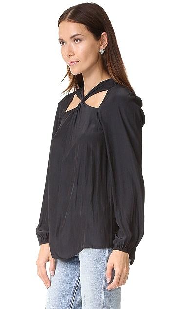 Ramy Brook Marina 女式衬衫