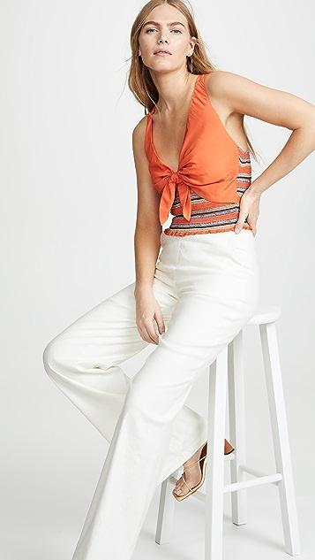 Ramy Brook Elainne 女式衬衫
