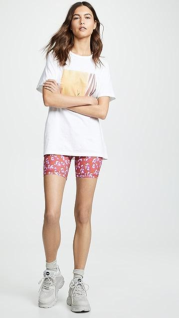 Rachel Antonoff Dorinda Bike 短裤