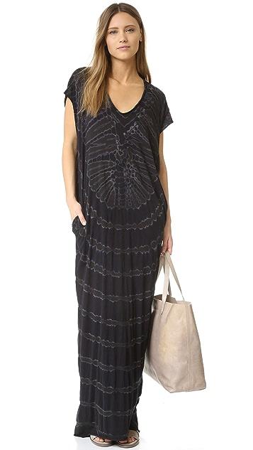 Raquel Allegra 长衫式短袖连衣裙