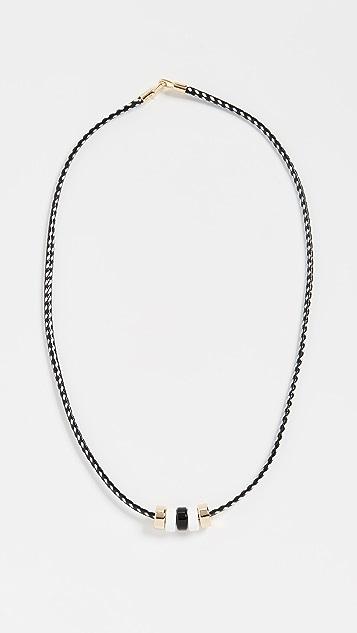 Roxanne Assoulin Little Bits 黑白项链