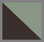 龟棕色/绿色
