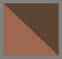 橡胶哈瓦那/渐变棕色