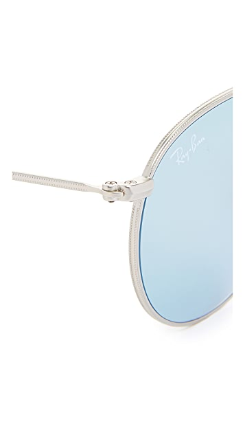 Ray-Ban Icons 光面太阳镜