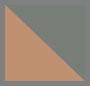 光泽青铜色/棕绿色