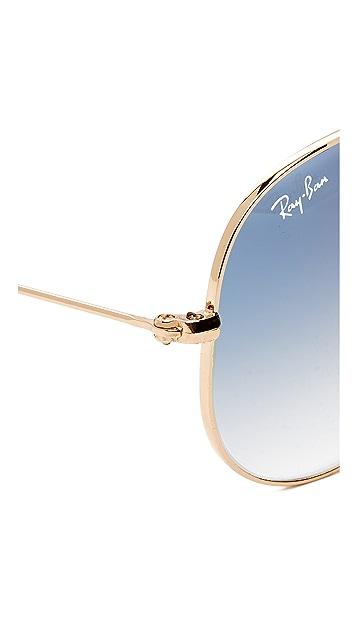 Ray-Ban 飞行员太阳镜