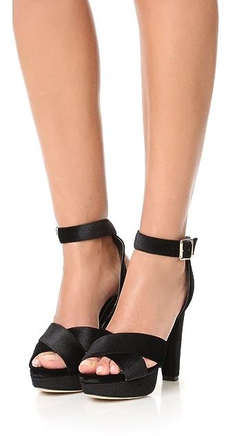 Raye Heaton 厚底凉鞋