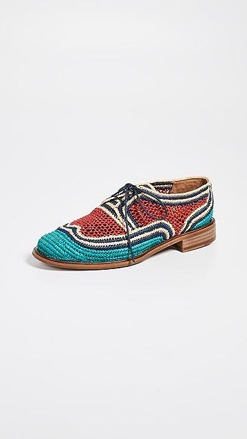 Clergerie Japaille 牛津鞋