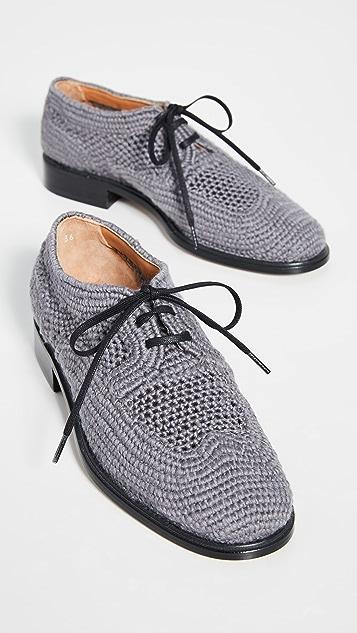Clergerie Joy 牛津鞋