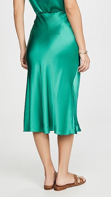 Rebecca Taylor 软缎半身裙