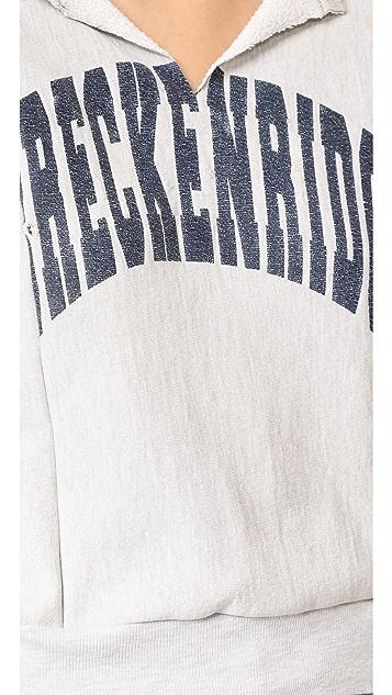 RE/DONE x Champion 拼缝圆领上衣