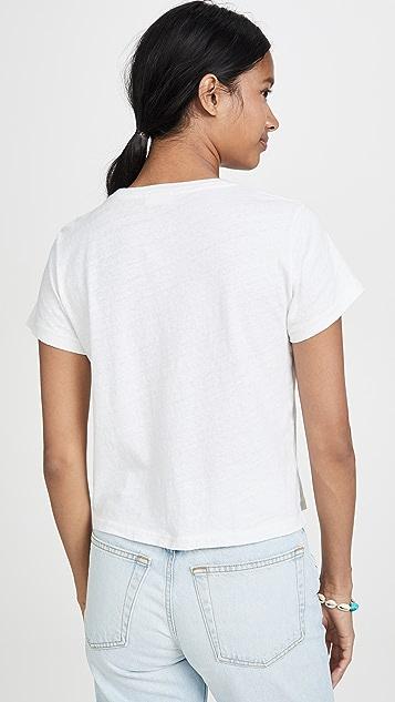 RE/DONE Aloha 经典 T 恤