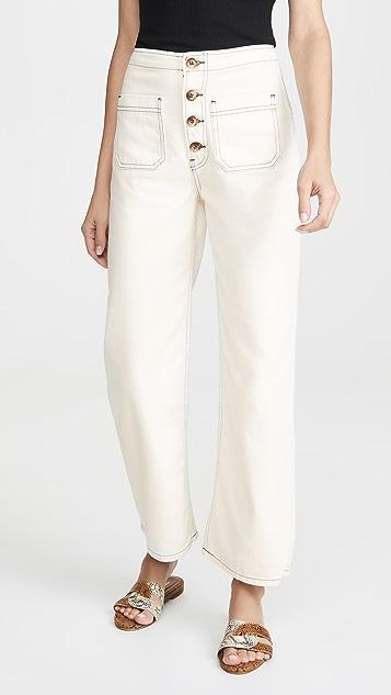 Reformation Eloise 牛仔裤