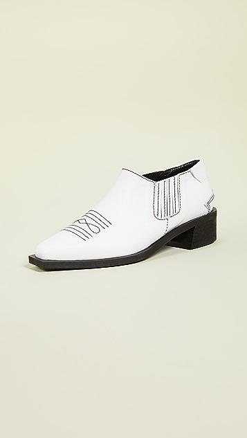 Reike Nen Western Shootie 靴子