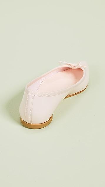 Repetto Brigitte 尖头平底鞋