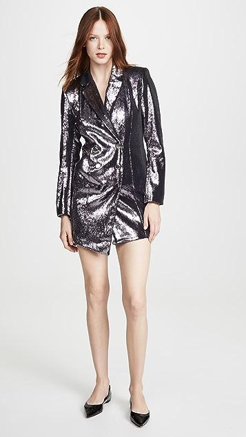 Retrofete Selena 外套式连衣裙