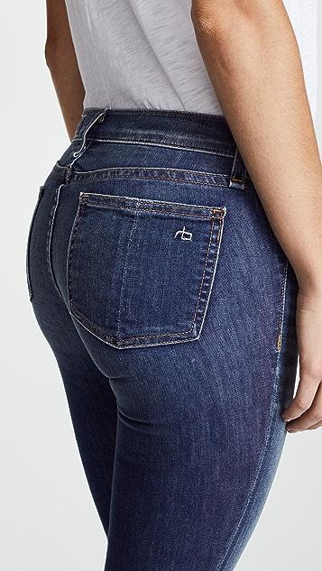 Rag & Bone/JEAN 贴身牛仔裤