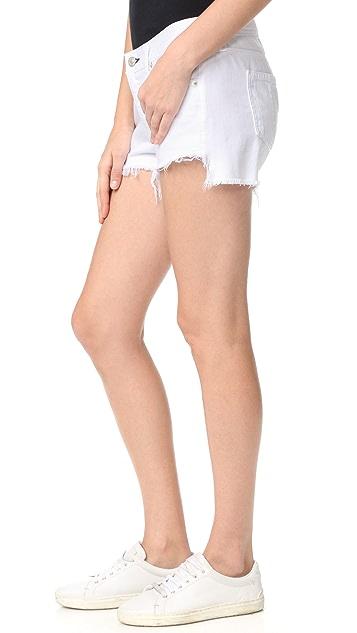 Rag & Bone/JEAN 超短裤