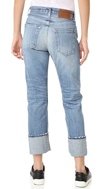 Rag & Bone/JEAN Marilyn 牛仔裤