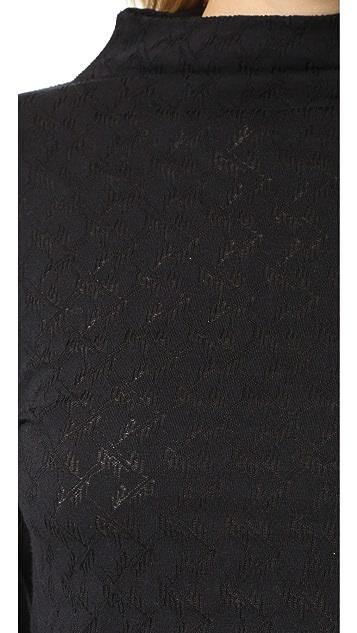 Rag & Bone/JEAN Colette 高领 T 恤