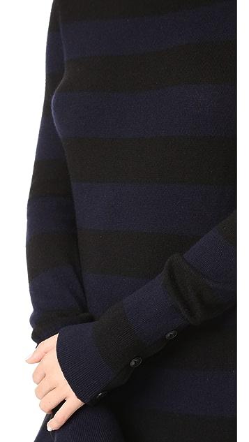 Rag & Bone/JEAN Careen 开司米羊绒毛衣连身裙