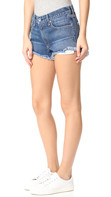 Rag & Bone/JEAN Margaux 短裤