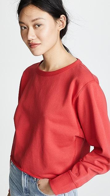 Rag & Bone/JEAN 超短套衫