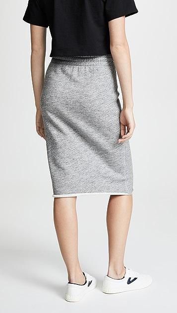 Rag & Bone/JEAN 运动衫风格半身裙