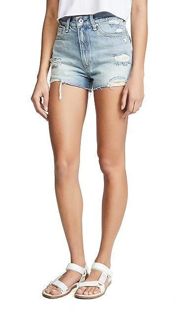Rag & Bone/JEAN Justine 短裤