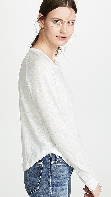Rag & Bone/JEAN Gage 长袖 T 恤