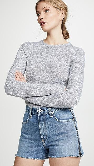 Rag & Bone/JEAN Clara 修身套头衫