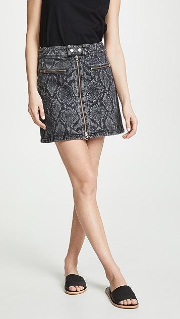 Rag & Bone/JEAN Isabel 半身裙
