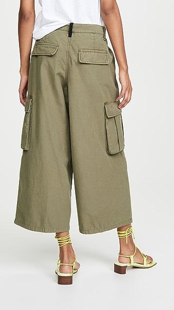 Rag & Bone/JEAN 工装裙裤