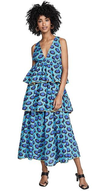 Rhode Leela 连衣裙
