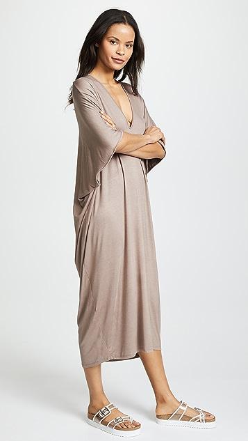 Riller & Fount Luca 长衫式中长连衣裙
