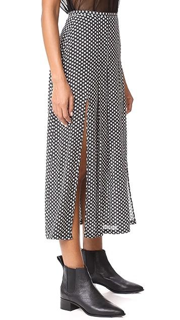 RIXO London Georgia 半身裙