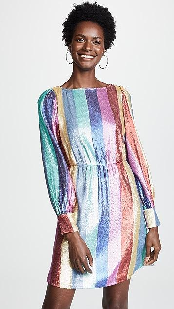 RIXO London Ava 连衣裙