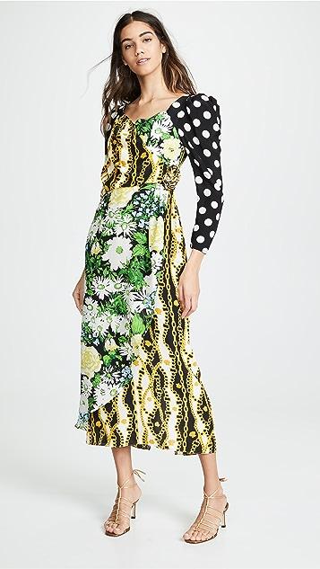 RIXO Celia 连衣裙